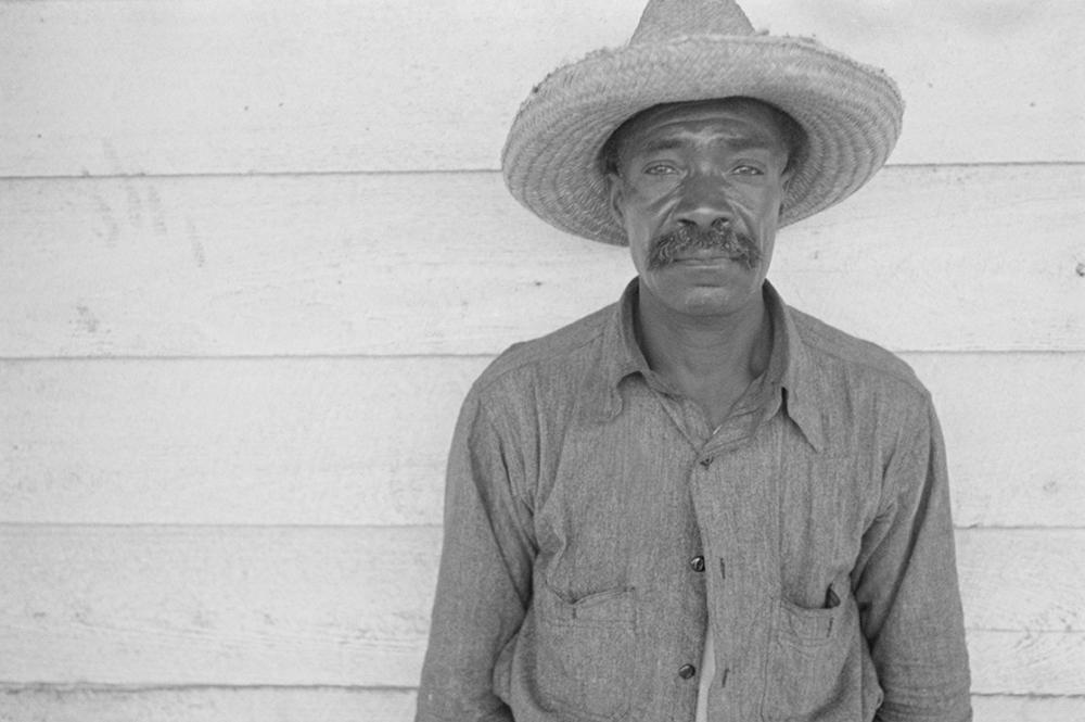 Arkansas sharecropper, 1935. Photograph by Ben Shahn.