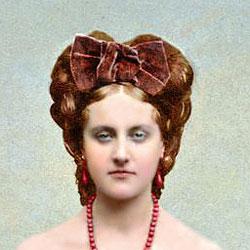 An image of Virginia Oldoini.