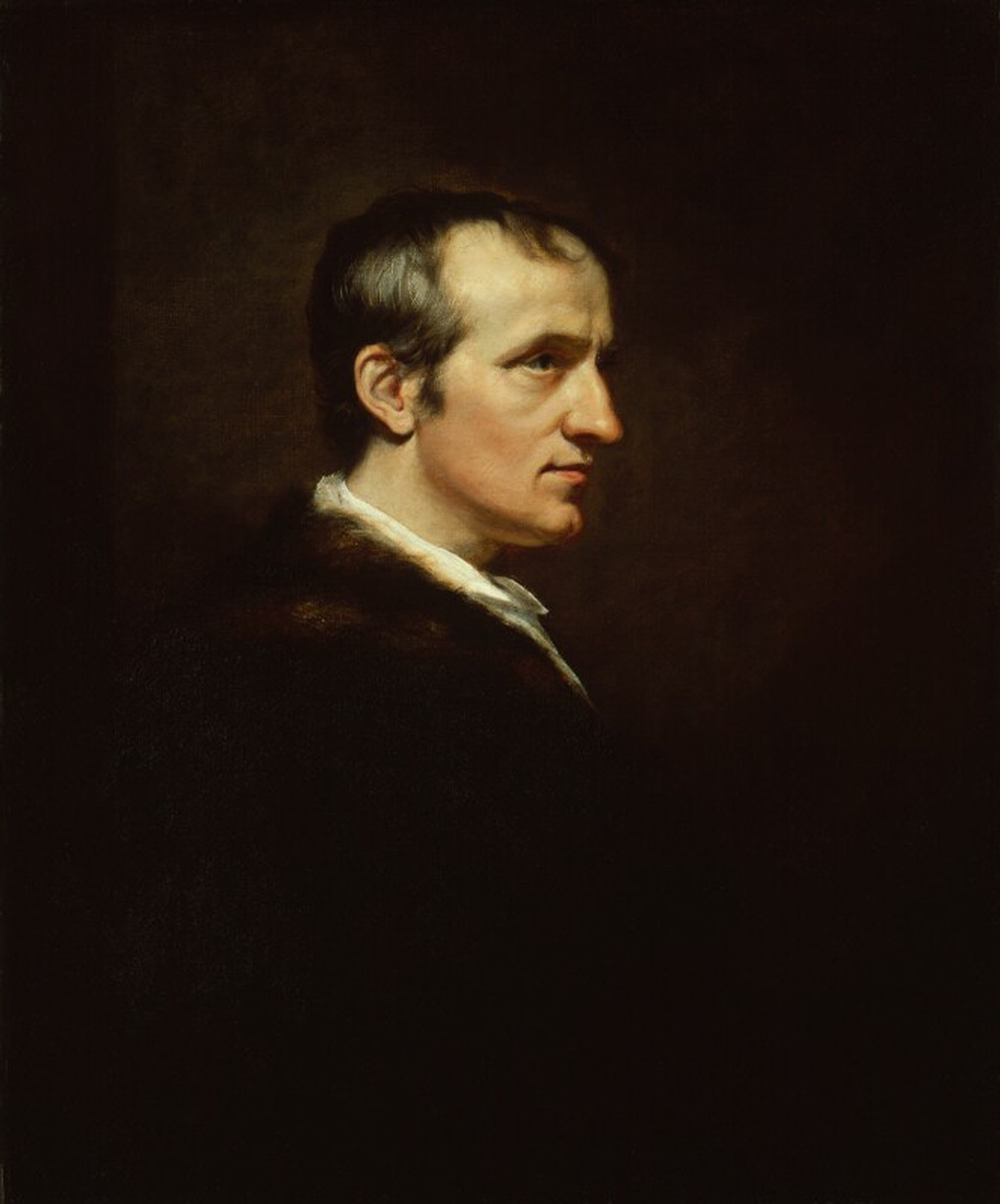 William Godwin, by James Northcote, 1802. National Portrait Gallery.