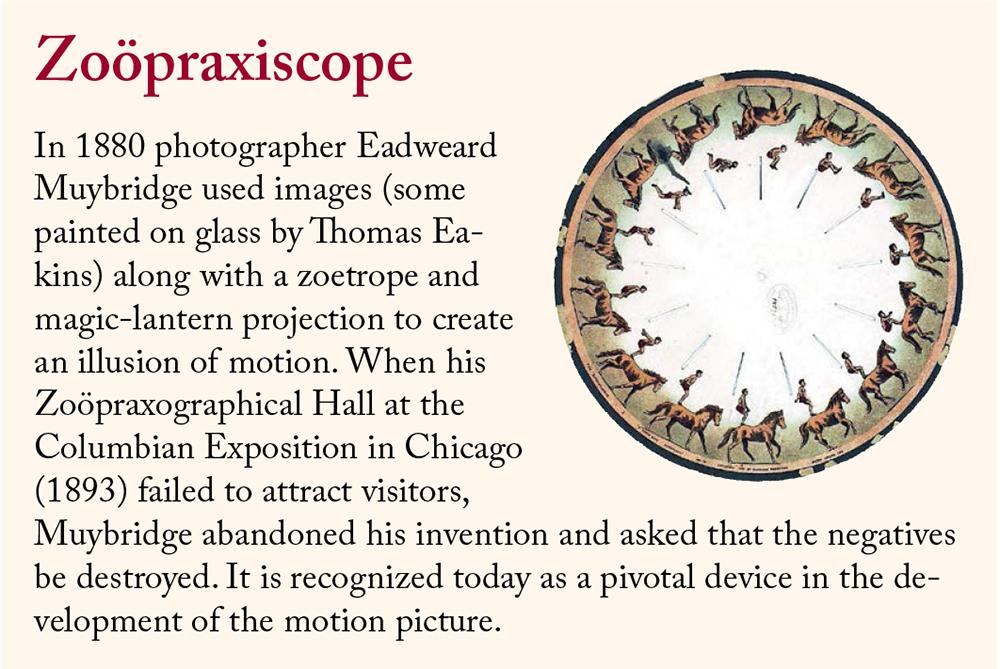 Zoöpraxiscope.